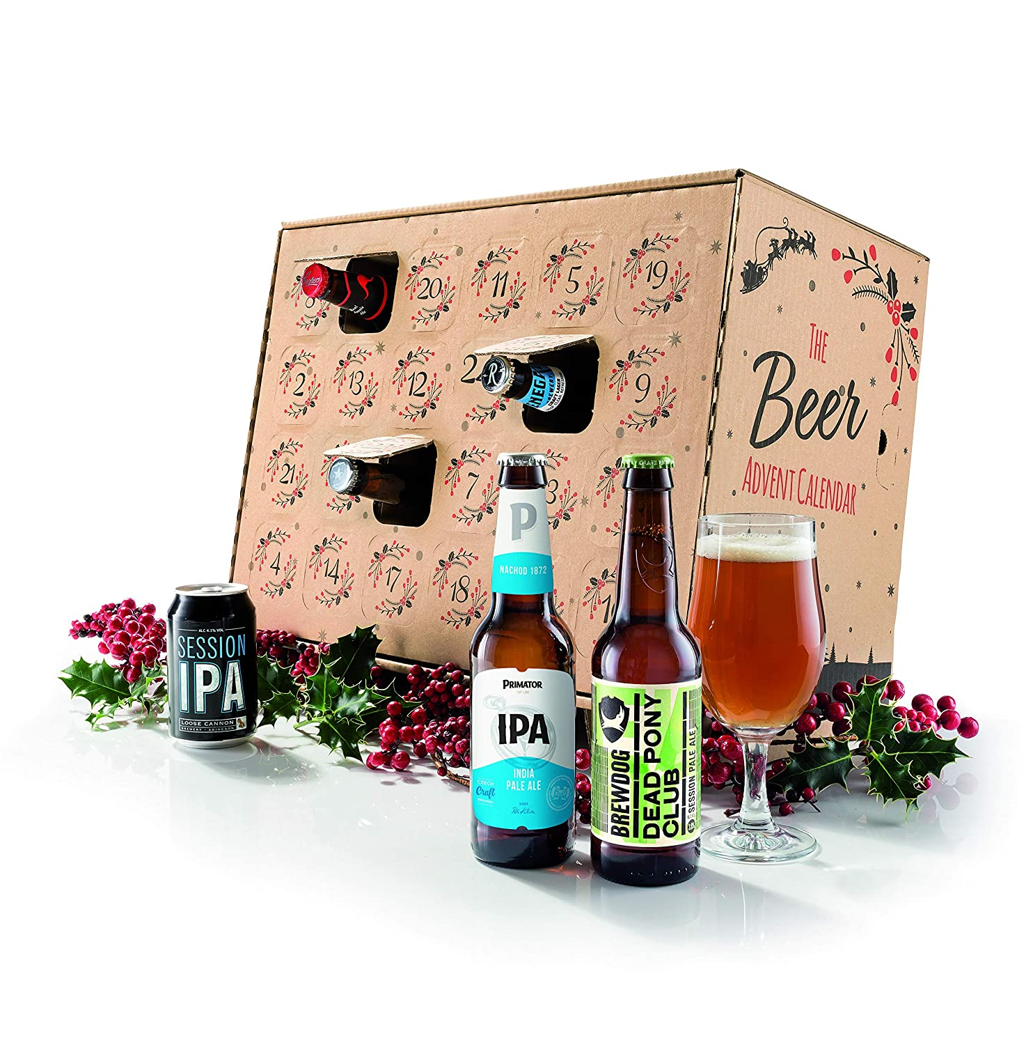 Laithwaites Wine - Craft Beer Advent Calendar 17: Amazon.co.uk: Beer, Wine  & Spirits