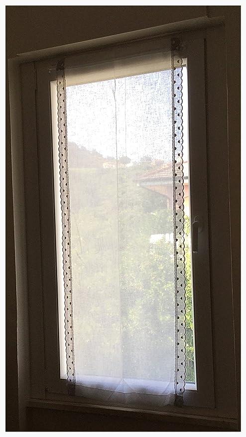 Finestre shabby finest finestra bianca shabby chic with finestre shabby fabulous simple - Tende da finestra a vetro ...