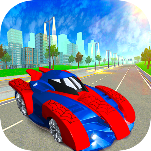 Kids Spider Race Simulator