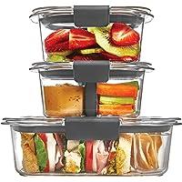 Rubbermaid Brilliance 10-Piece Food Storage Container