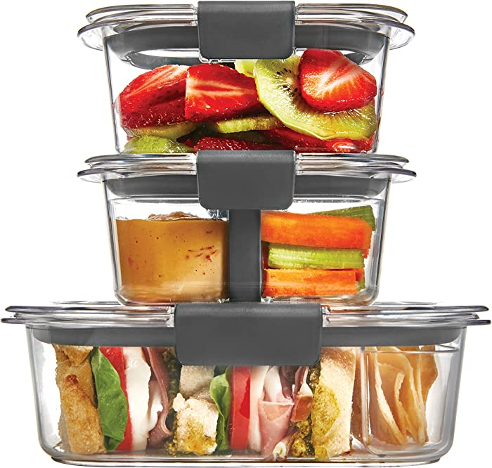 The Best Spill Proof Food Storage Set