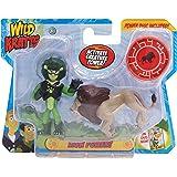 Wild Kratts Toys - 2 Pack Creature Power Action Figure Set - Lion Power