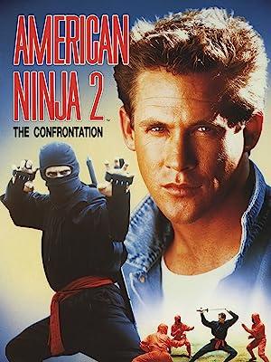 Amazon.com: American Ninja II: The Confrontation: Michael ...