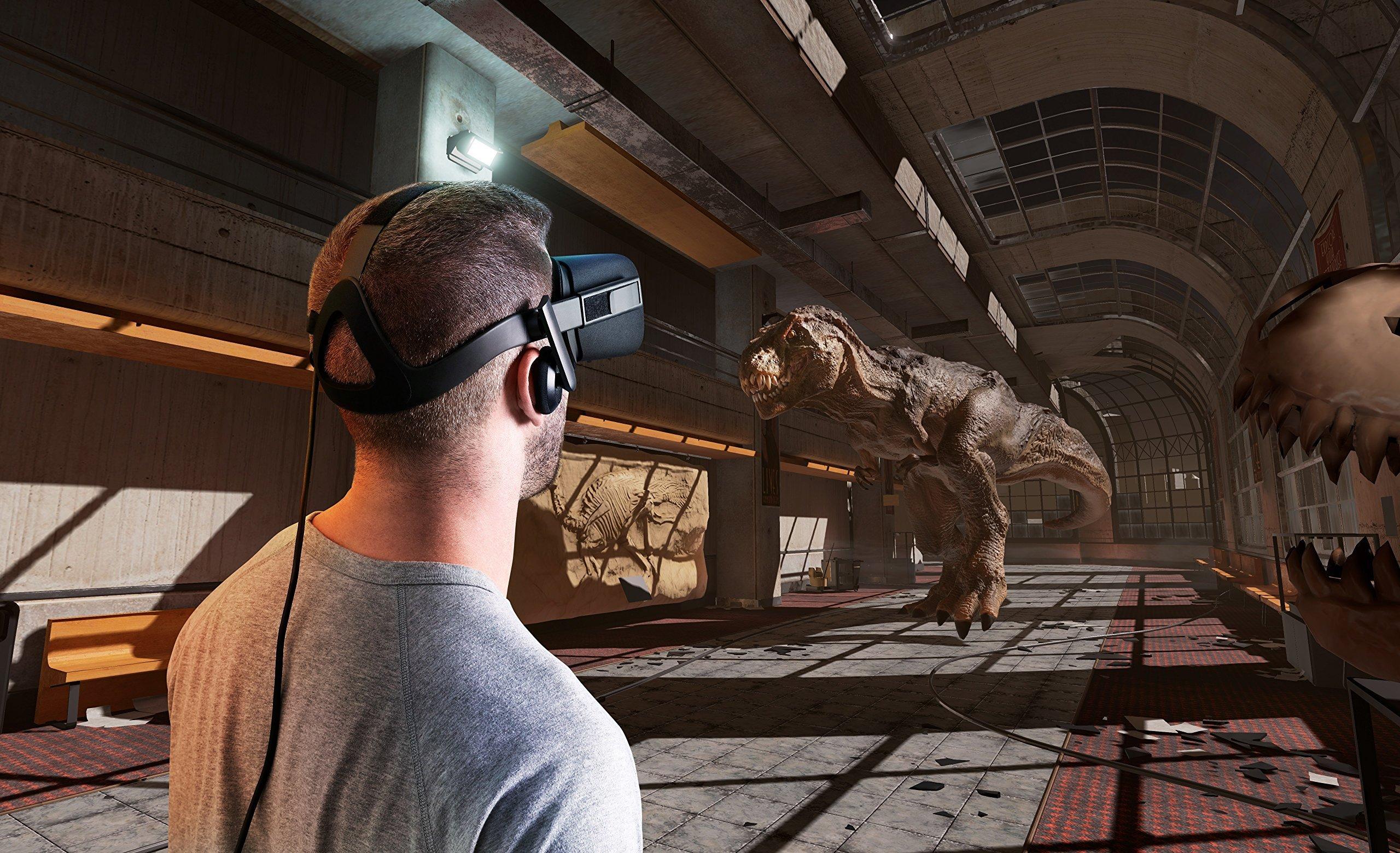 ASUS GeForce 6GB Dual-Fan  VR Ready Dual HDMI DP 1.4 Gaming Graphics Card DUAL-GTX1060-O6G  & HTC Vive Virtual Reality System Bundle