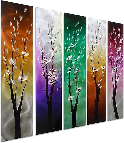 Pure Art Trees Through The Season