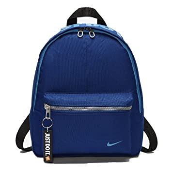 Nike - Classic Base - Mochila para niño, niño, BA4606 431, Gym Blue/Black/Lt Blue Fury, Talla única: Amazon.es: Deportes y aire libre