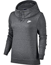Nike Sportsware Funnel-Neck FLC Sudadera 4790a389ca6e
