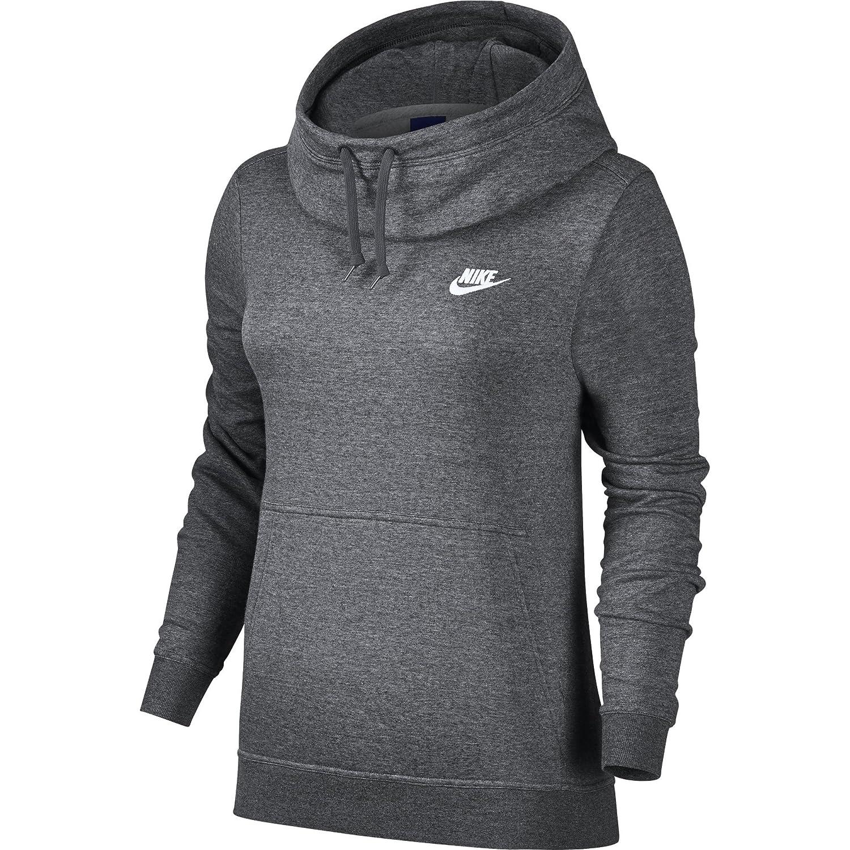Nike W NSW FNL FLC Felpa, Donna