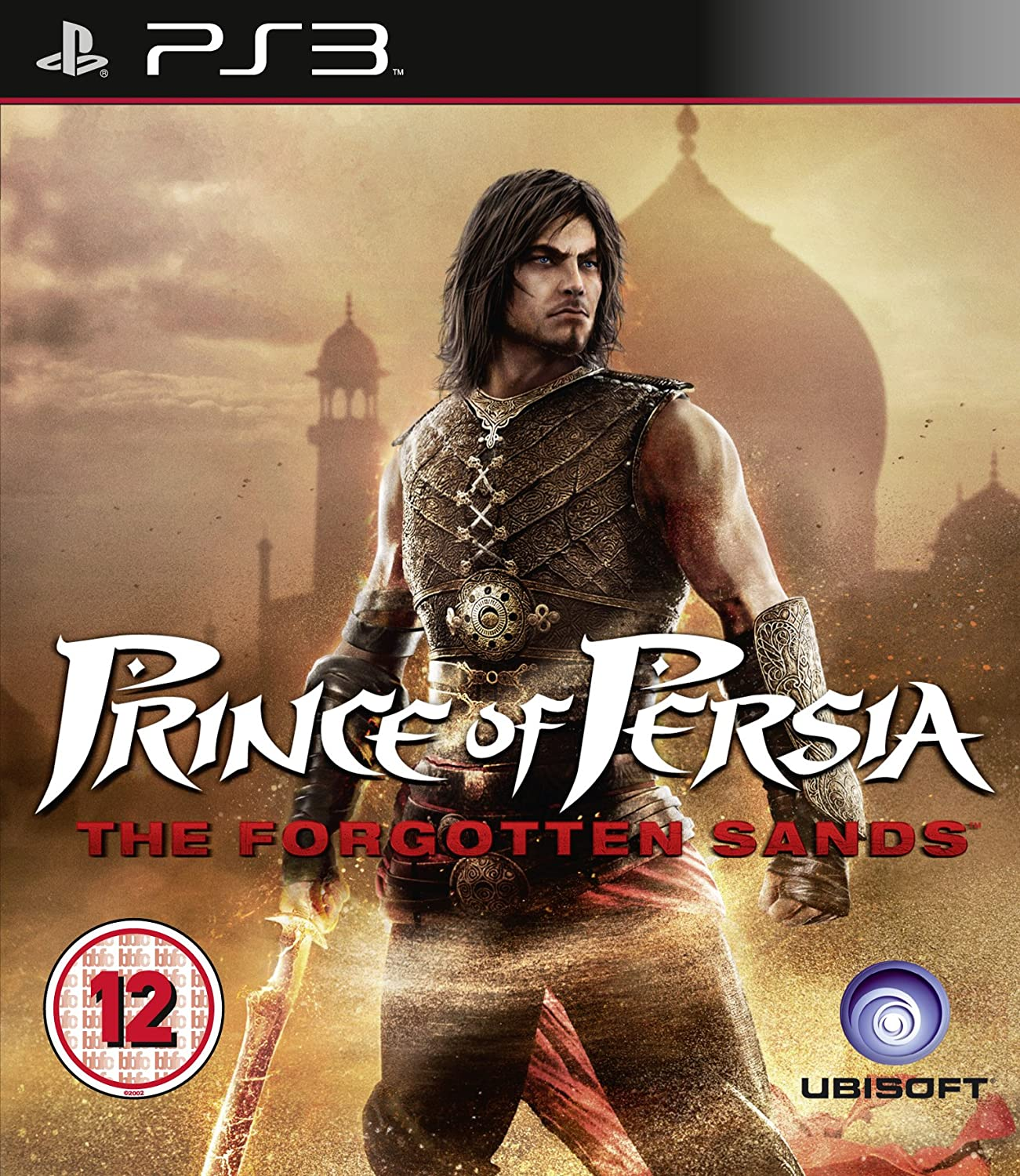 Buy Prince Of Persia The Forgotten Sands Pc Dvd Online At Low Prices In India Ubi Soft Video Games Amazon In