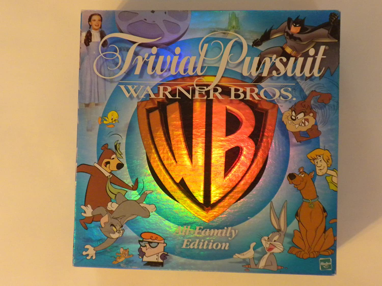 Reducción de precio precio precio Warner Brothers Trivial Pursuit - Family Edition by Warner Bros. by Warner Bros. cc61f7