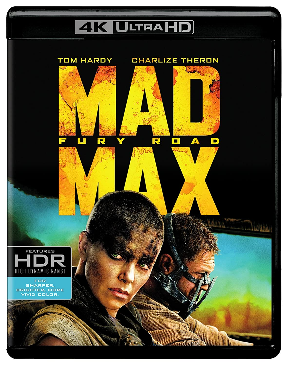 Mad Max: Fury Road (4K Ultra HD)