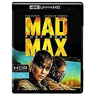 Mad Max: Fury Road 4K Ultra HD
