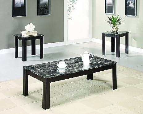 Amazoncom Coaster Home Furnishings 700375 Casual Living Room 3