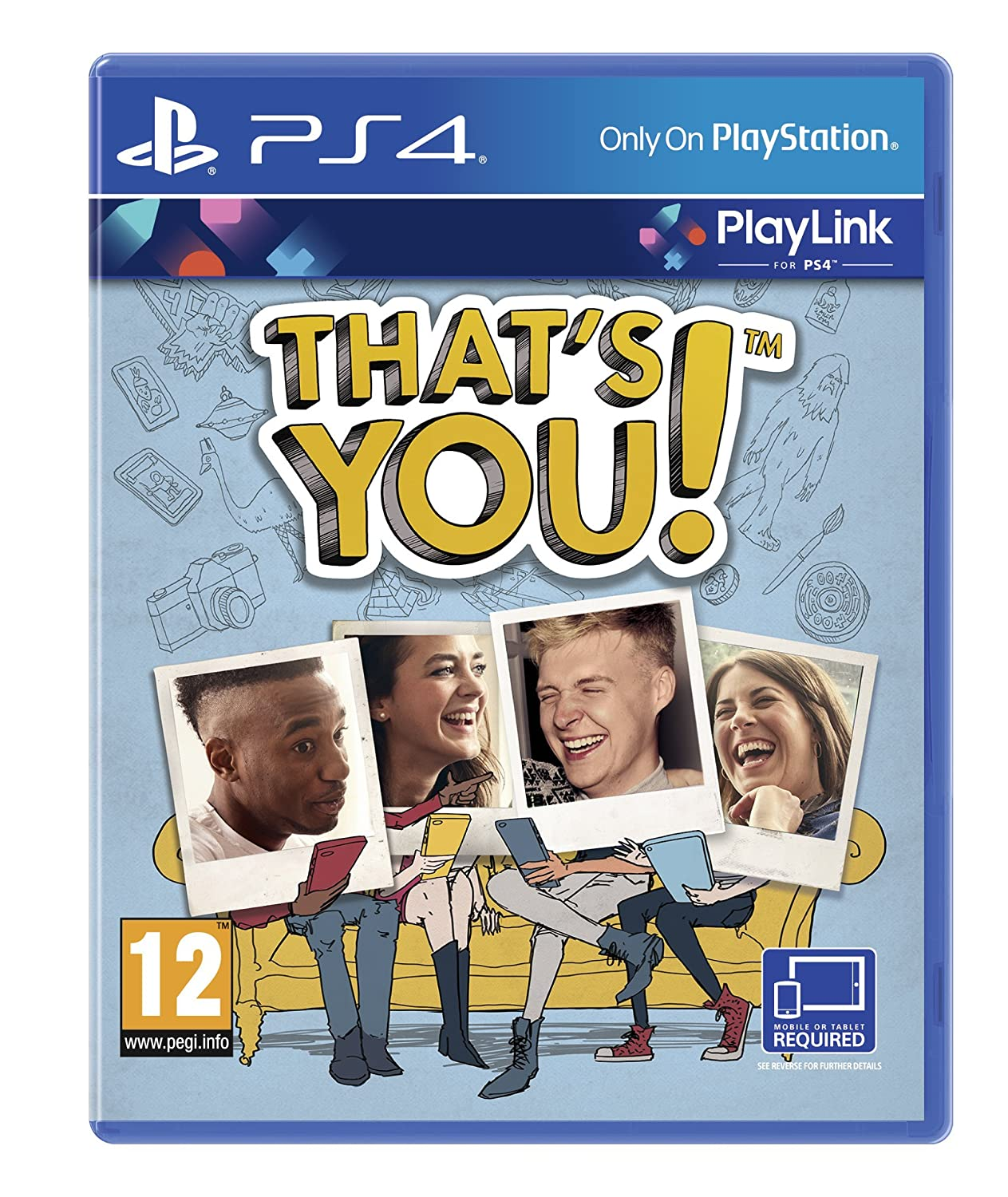 PlayStation PlayLink Series: That's You (PS4)