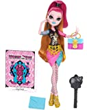Monster High New Scaremester Gigi Grant Doll (Discontinued by manufacturer)