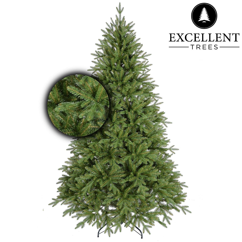 Künstlicher Weihnachtsbaum Tannenbaum Christbaum grün Excellent Trees Ulvik 180 cm cm cm - Luxusedition fdfa34