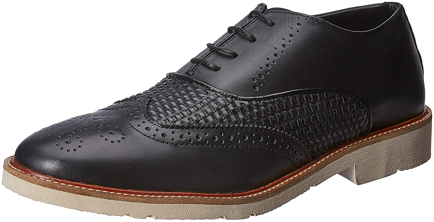 Blackberrys Men's Dapper Leather Formal Shoes