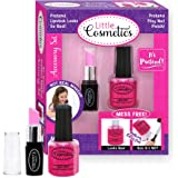Little Cosmetics Pretend Nail Polish & Lipstick Accessory Playset