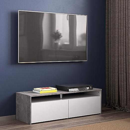 Wood & Colors Mesa para Televisor Dakota B7: Amazon.es: Hogar