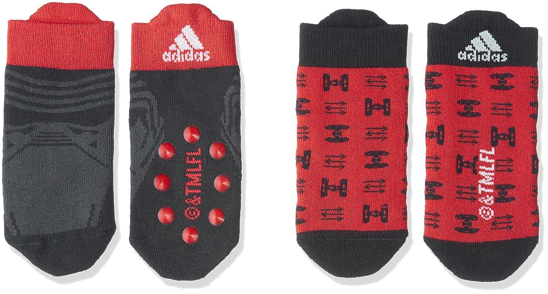 Adidas Cv7166 Calcetines, Unisex bebé, Negro (Rojint), 15/18: Amazon.es: Deportes y aire libre