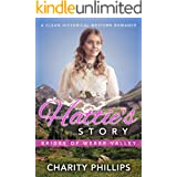 Hattie's Story: A Clean Historical Western Romance (Brides Of Weber Valley Book 3)
