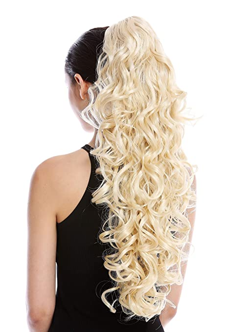 Wig Me Up N1095 V 613 Postiche Couette Queue De Cheval Très