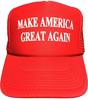 Oliasports Generic Make America Great Again Trump 2016 Unisex-Adult  Adjustable Hat Red 7393c0c14bda
