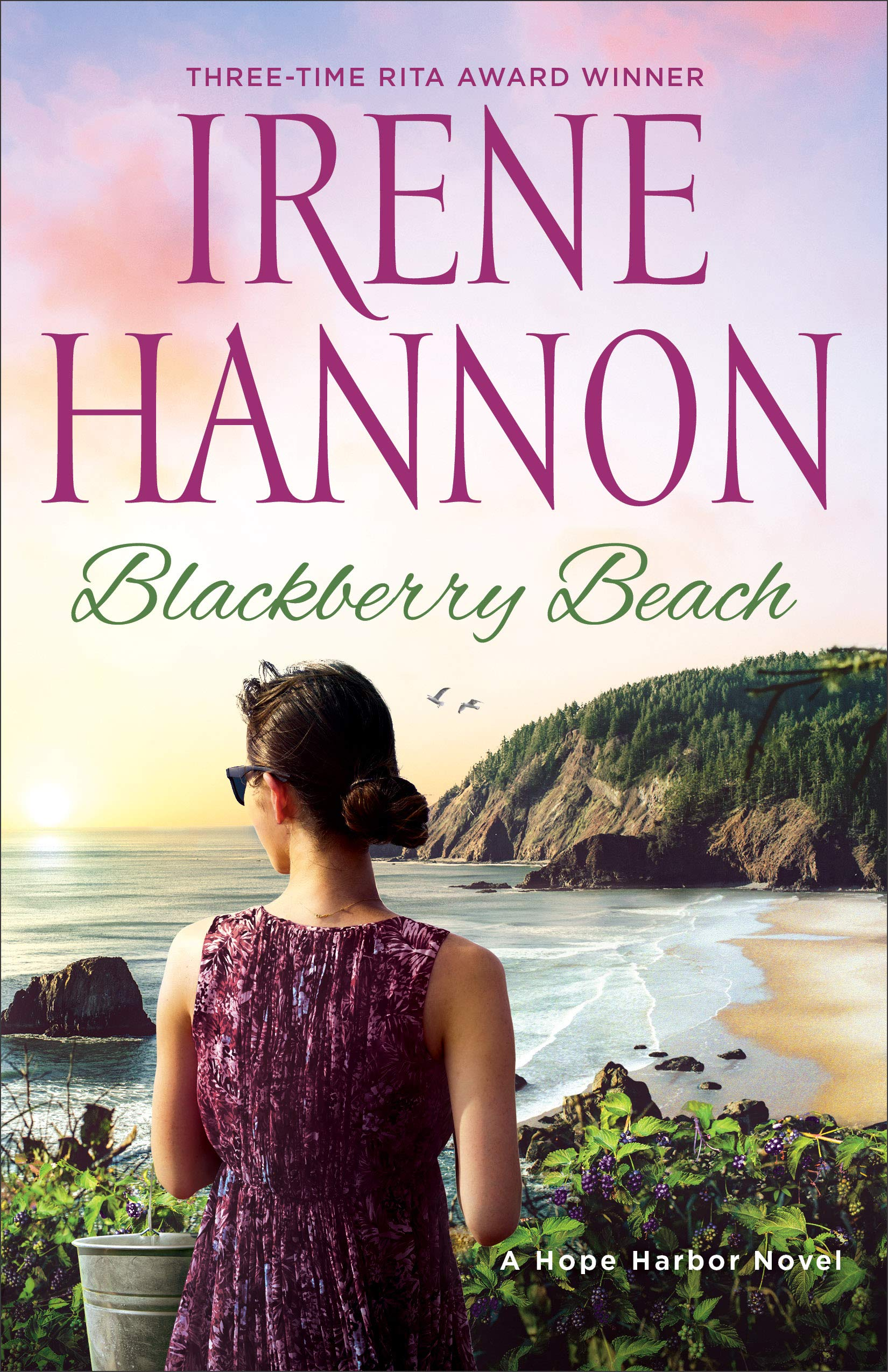Blackberry Beach by Irene Hannon {Book Review}