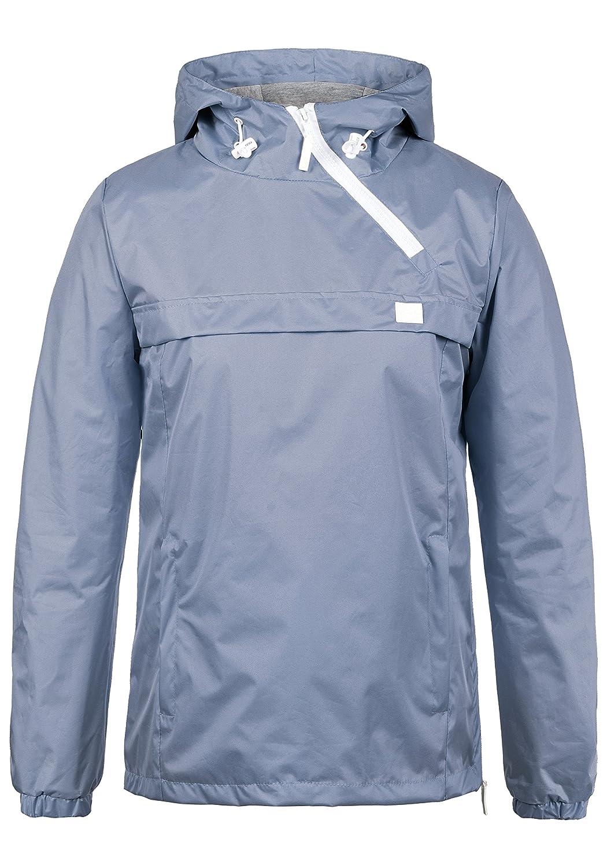 das billigste heiße neue Produkte zuverlässigste BlendShe Brij Damen Windbreaker Übergangsjacke Regenjacke ...