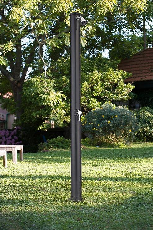 vidaXL Ducha Solar 20 litros Jilong: Amazon.es: Jardín