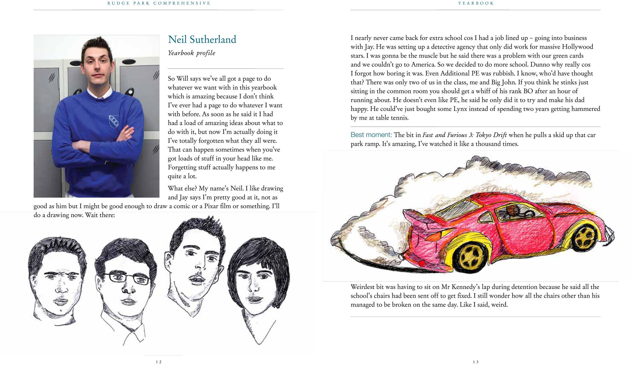 Pdf the inbetweeners yearbook