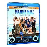 Mamma Mia! Una Y Otra Vez [Blu-ray]