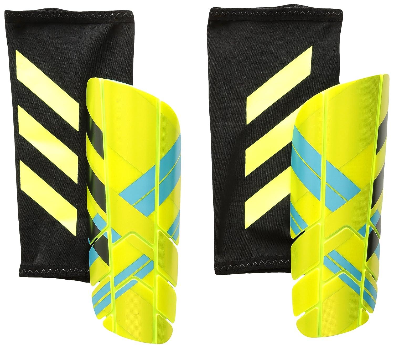 AdidasパフォーマンスGhost Pro Shin Guard B01NAHN96B Medium|Solar Yellow/Bright Yellow/Energy Blue Solar Yellow/Bright Yellow/Energy Blue Medium