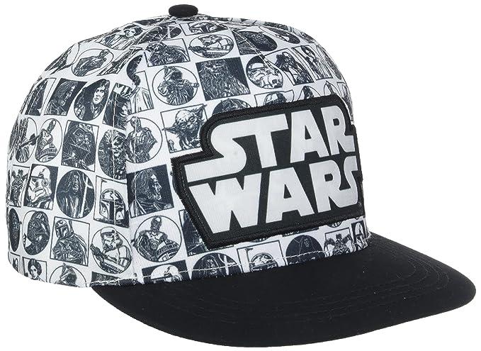 Cerdá - Premium Star Wars Darth Vader Gorra de Tenis 3d23168531c