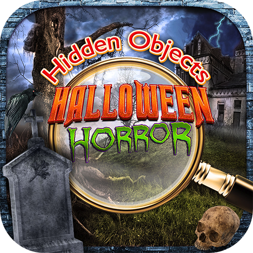 Hidden Objects Halloween Haunted Horror Mystery - Fall Pumpkin Season Object Time Puzzle Photo Pic FREE Game & Spot the Difference
