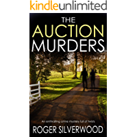 THE AUCTION MURDERS an enthralling crime mystery full of twists (Yorkshire Murder Mysteries Book 5)