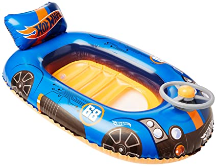 Hotwheels 93405 Inflatable Speed Boat