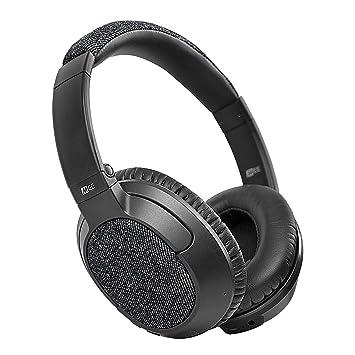 Mee Audio matrix3 Bluetooth con aptX/AAC inalámbrico + Wired Auriculares de Alta fidelidad con micrófono Negro (hp-af68-dn-mee): Amazon.es: Electrónica