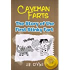 Caveman Farts: The Story of the First Stinky Fart - A Hilarious Book for Kids Age 7-9 (The Disgusting Adventures of Milo Snot