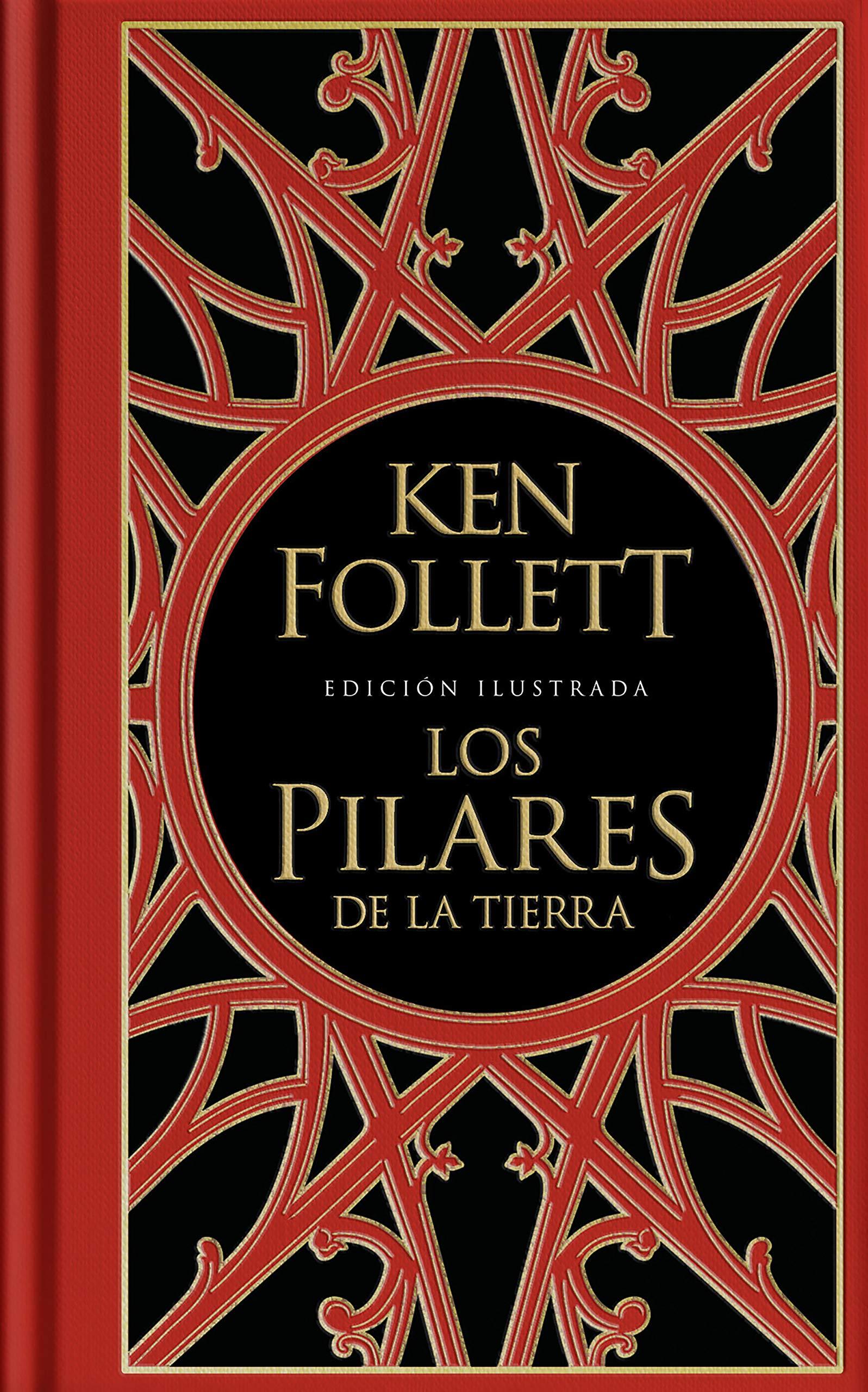 Los Pilares De La Tierra Edición Ilustrada Saga Los Pilares De La Tierra 1 Amazon Es Follett Ken Rosalía Vázquez Tomás Libros