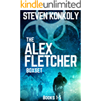 THE ALEX FLETCHER BOXSET (Books 1-5): A Modern Thriller Series