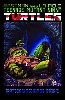 Teenage Mutant Ninja Turtles Color Classics, Vol. 1 (TMNT ...