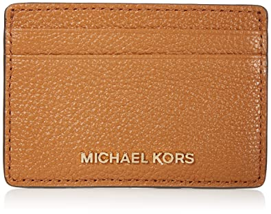 5677838a64f Michael Kors femme Money Pieces Portefeuille Marron (Acorn): Amazon.fr:  Chaussures et Sacs