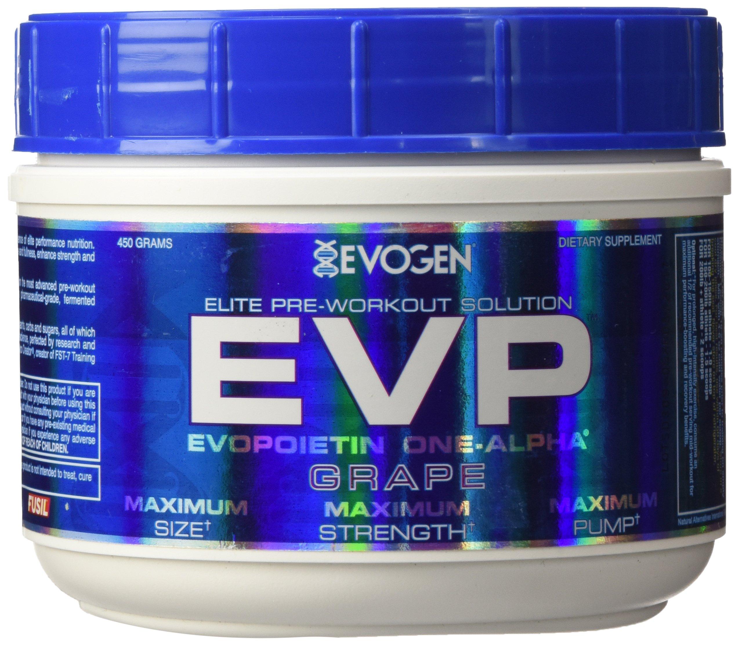 EVOGEN EVP GRAPE - 450 grams