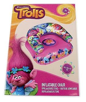 Giftsbynet - Silla Hinchable para niños, diseño de Luna, Color ...