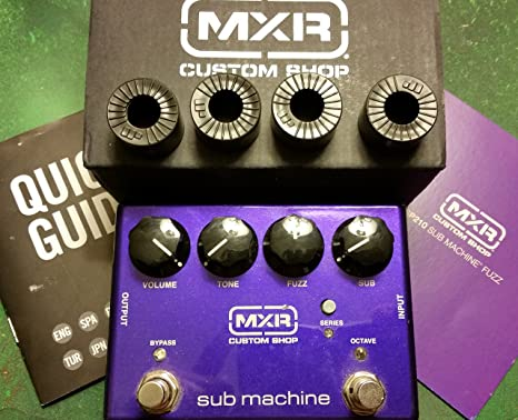 mxr la machine fuzz review