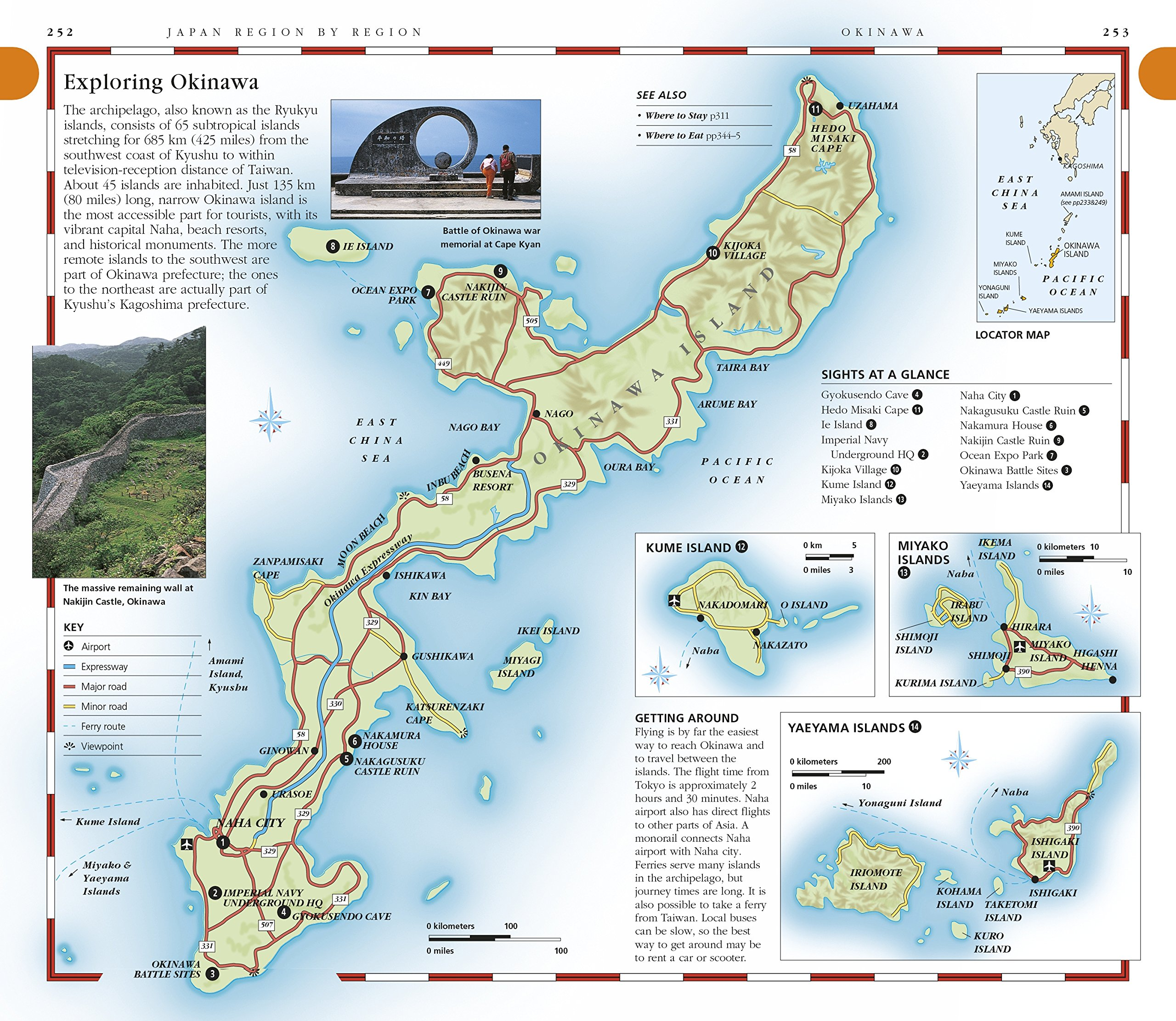 DK Eyewitness Travel Guide Japan John Benson - Japan map travel guide