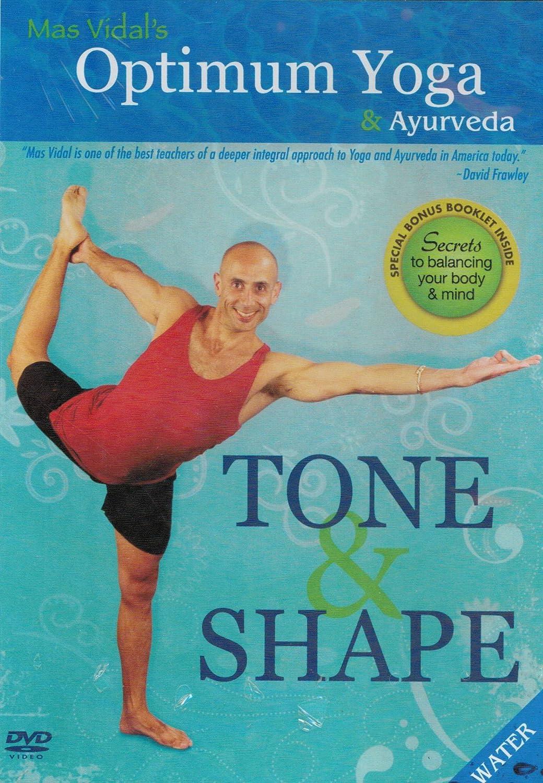 Mas Vidals Optimum Yoga & Ayurveda DVD Water: Tone & Shape ...