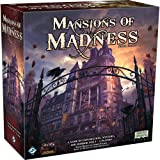 Mansions of Madness 2nd Edition Board Game (BASE GAME) | Horror Game | Mystery Board Game for Teens and Adults | Ages 14 and