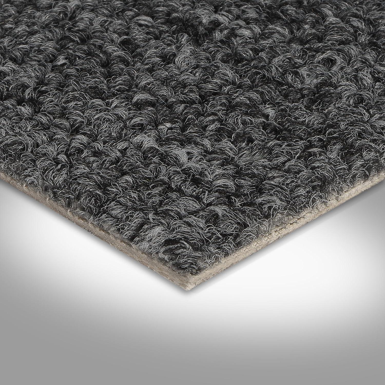 Variante 2x4m verschiedene L/ängen BODENMEISTER BM72051 Teppichboden Auslegware Meterware Schlinge beige dunkel 400 cm und 500 cm breit